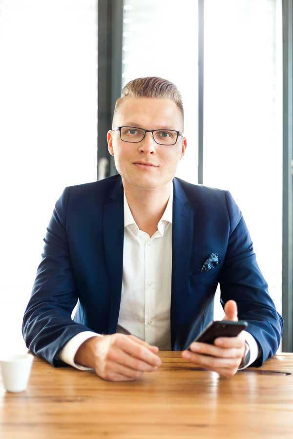 Tino Lippert - Ideen umsetzen mit staatlicher Förderung